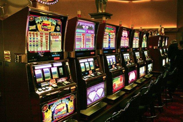 Игровые автоматы на деньги и не только
