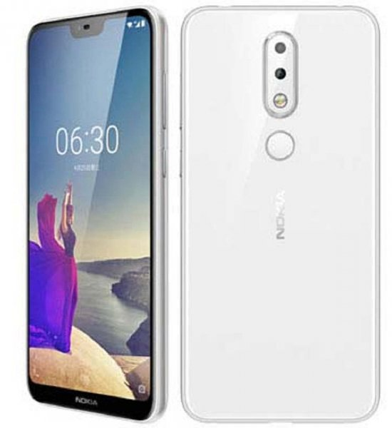 Обнародована цена смартфона Nokia X6 Polar White